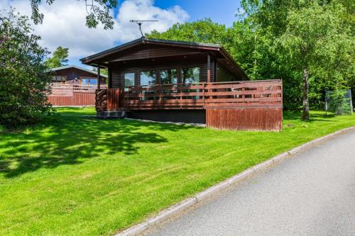 Bluebell Lodge 2 With Hot Tub Newton Stewart
