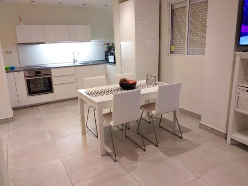 Apartment with 2 bedrooms in San Juan de Aznalfarache with wonderful city view balcony and WiFi