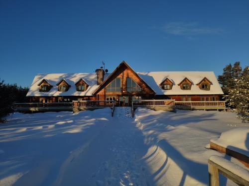 . Camp Taureau - Altaï Canada