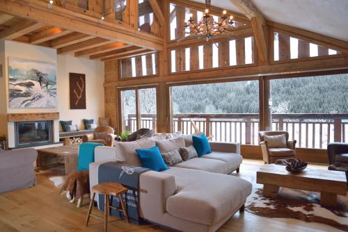 Chalet Cannelle - Accommodation - Châtel