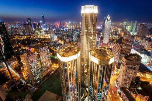 . Tianjin G'apartment - Five Great Avenues
