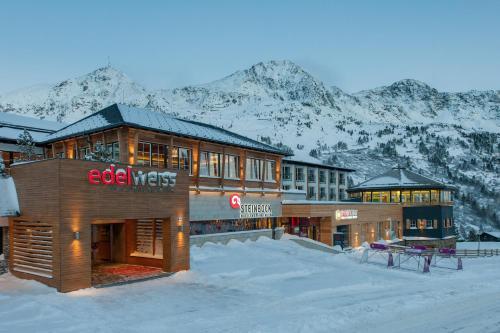Sporthotel Edelweiss Obertauern