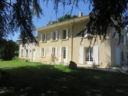 Chambres d'hôtes de charme au REFUGE DU PEINTRE prés de St Emilion - Chambre d'hôtes - Sainte-Terre