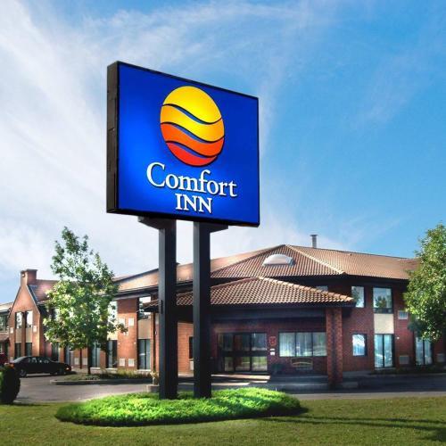 Comfort Inn Alma - Hotel