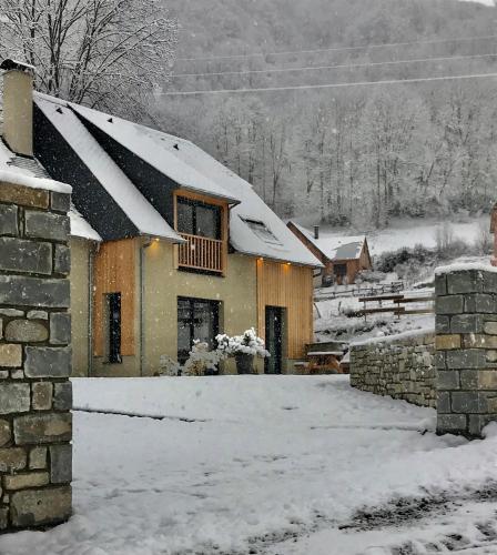 Gite Loudenvielle - Le 1000 - Apartment - Valle du Louron / Loudenvielle