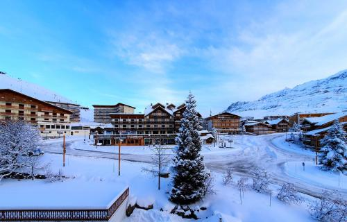 Hotel Les Bruyères - Alpe d'Huez