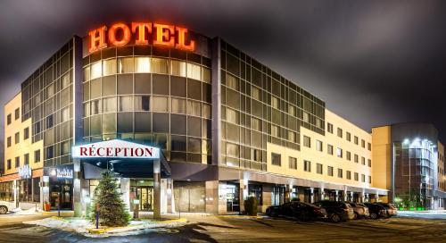 . Hotel Ambassadeur et Suites