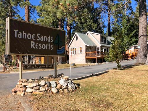 Tahoe Sands Resort - Accommodation - Tahoe Vista
