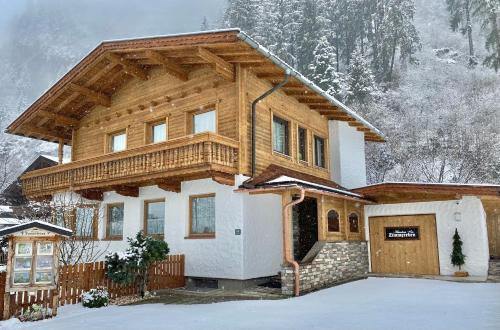 Ferienhaus Zimmereben Mayrhofen