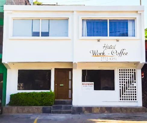 . Hotel Work-Coffee