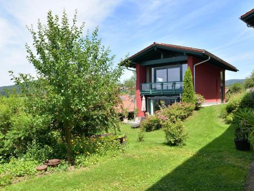 . Tranquil Holiday Home in Blossersberg with Private Terrace