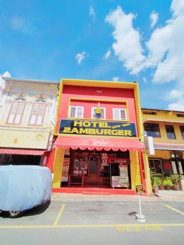 Hotel Zamburger Heritage Melaka (formerly known as Da Som Inn)