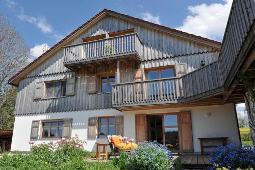 Ferienwohnung Wild - Apartment - Maierhofen