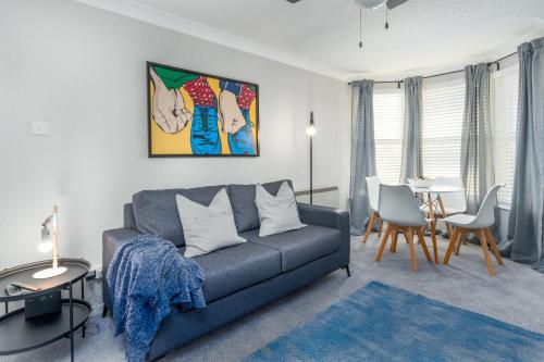 . Chestnut Court Apartments in Royal Leamington Spa