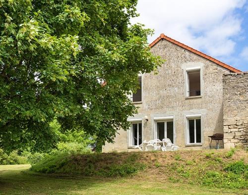 Maison de 3 chambres a Monthenault avec jardin clos et WiFi a 12 km de la plage - Location saisonnière - Monthenault