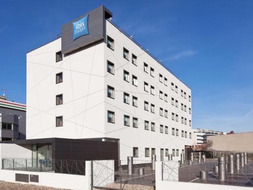 . Ibis Budget Madrid Vallecas