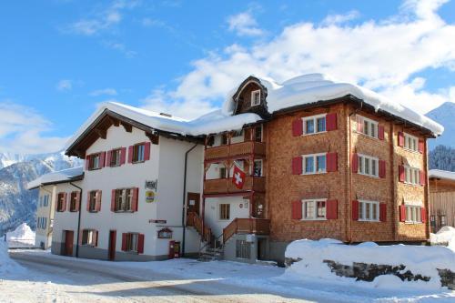 Hotel Péz Regina - Lumbrein