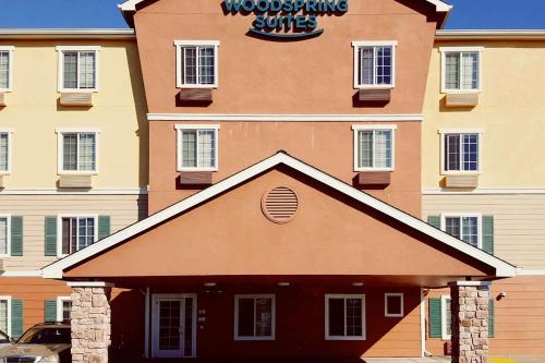 Hotel Woodspring Suites Sacramento