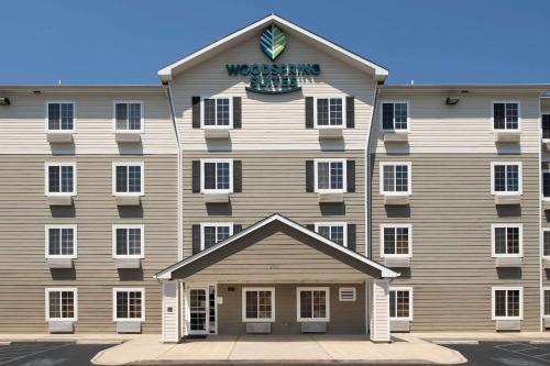 . WoodSpring Suites Augusta Riverwatch