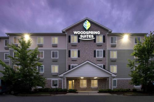 . WoodSpring Suites Raleigh Apex