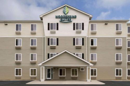 . WoodSpring Suites Greenville Central
