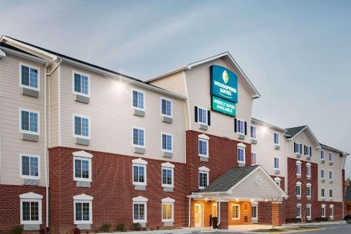 . WoodSpring Suites Fredericksburg