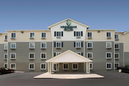 . WoodSpring Suites Greenville Simpsonville