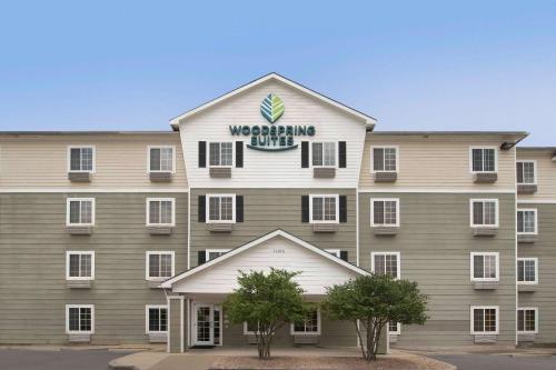 Hotel WoodSpring Suites Austin North I-35