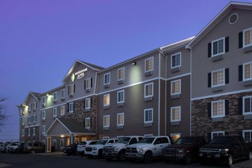 . WoodSpring Suites Midland