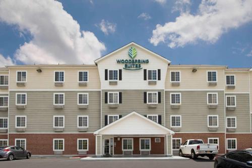 Hotel WoodSpring Suites San Antonio North Live Oak I-35