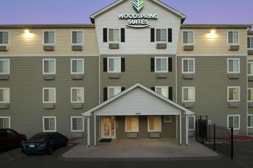 Hotel Woodspring Suites San Antonio South