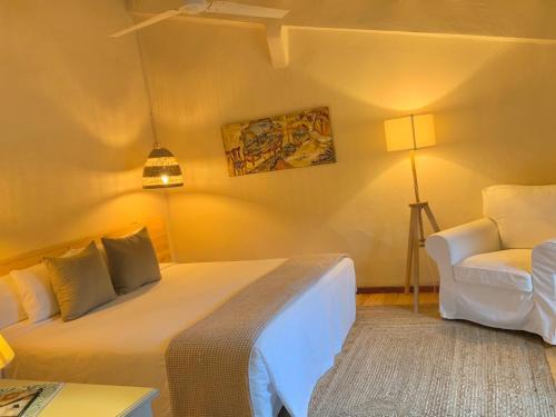 Habitación Doble Superior Hotel Masia La Palma 2