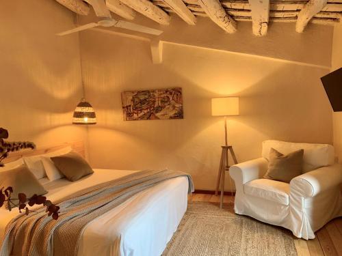 Habitación Doble Superior Hotel Masia La Palma 1