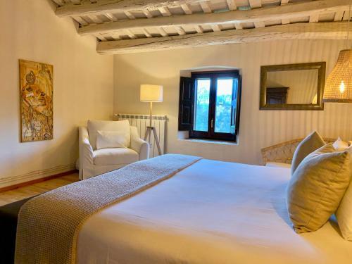 Habitación Doble Superior Hotel Masia La Palma 5