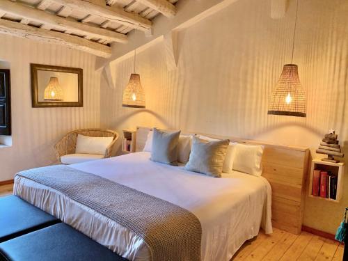 Habitación Doble Superior Hotel Masia La Palma 4