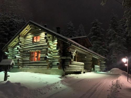 Levi Log Cabin - Viprakka 4A - Chalet - Levi