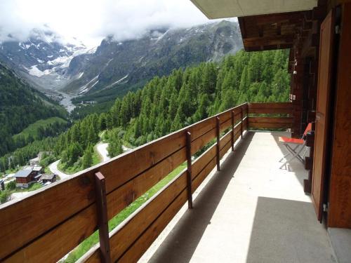 Le Panorama - Appartement à Arolla face aux montagnes à 150m des pistes - Apartment - Evolène