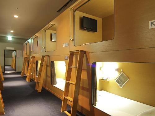 Capsule Hotel Nikoh Refre(Male Only)