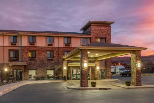 . Sleep Inn & Suites Moab near Arches National Park