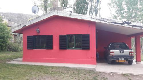 Cabañas La Ofelia - Apartment - Potrerillos