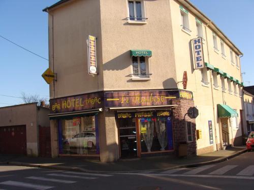 Hôtel Le Flaubert - Hôtel - Fougères