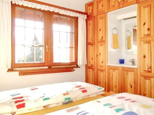 Chalet with 3 bedrooms in Bellwald, with wonderful mountain view, balcony and WiFi - Hotel - Bellwald
