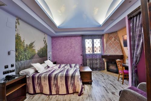 Habitación Doble - 1 o 2 camas - Uso individual Hotel SPA Bodega El Lagar de Isilla 2