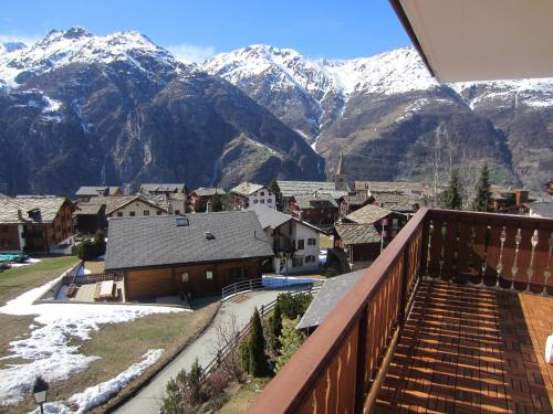 . Appartement in 1700m mit Traumblick