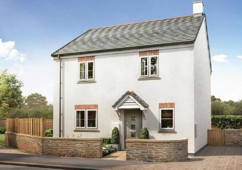 Stunning 3-bed House In Tintagel, Tintagel, Cornwall