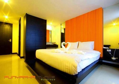 Hotel Punyapha - 5 mins from Beach
