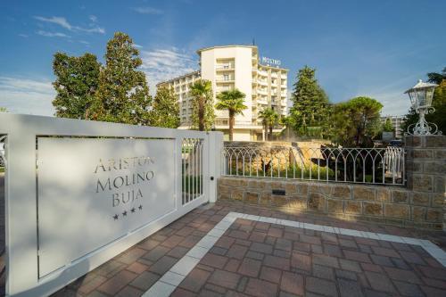 . Hotel Ariston Molino Buja