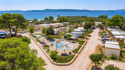 . Mobile Homes at Camping Ugljan Resort