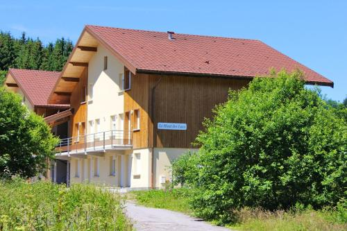 . Apartment with 2 bedrooms in Xonrupt Longemer 10 km from the slopes