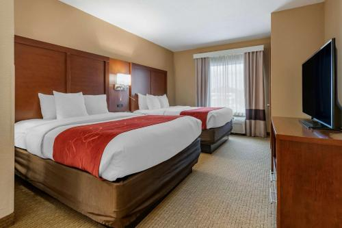 Comfort Suites Orlando Airport In Fl